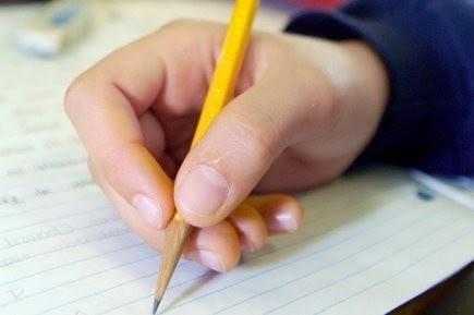 tenue du stylo